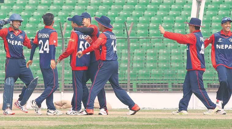 Under 19, india nepal under 19 cricket, ind vs nepal, nepal vs ind, india vs nepal, nepal vs india, cricket news, sports news