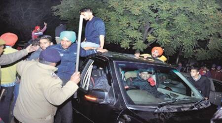 New Year celebrations: PCR receives more than 1,400 calls, maximum for brawls, noisepollution