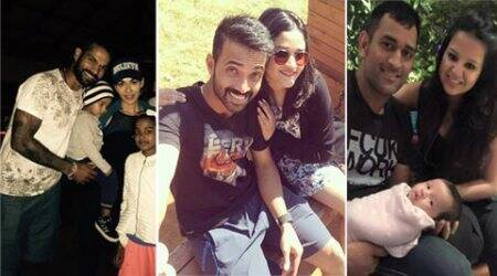 Happy New Year: MS Dhoni, Shikhar Dhawan and others wish fans
