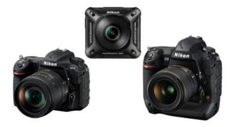 CES 2016: Nikon announces D5, D500 DSLRs along with KeyMission 360 action camera