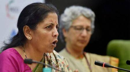 Yuan devaluation likely to hurt Indian exports: Nirmala Sitharaman
