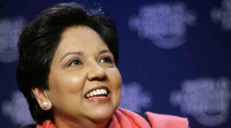 Indra Nooyi becomes Yale's biggest alumni donor, endows deanship