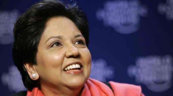 Indira Nooyi is also the first woman to endow the deanship at a top business school