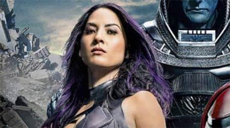 Took training in martial arts for 'X-men: Apocalypse': OliviaMunn