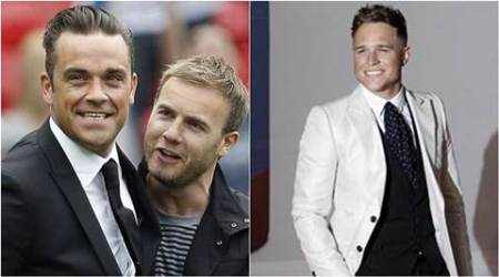 Olly Murs wants to team up with Robbie Williams, Gary Barlow