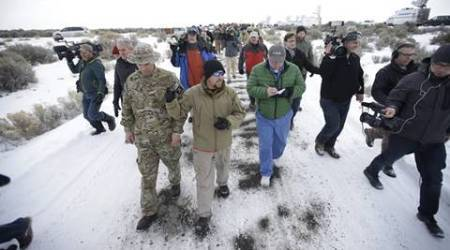 Oregon activists picked the wrong battle, militia leaderssay