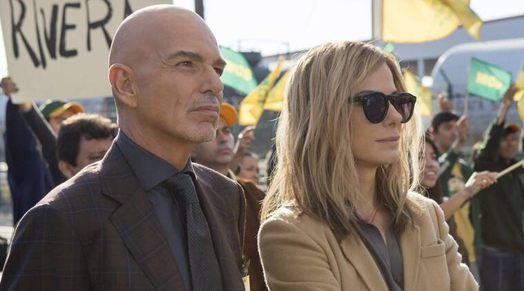 Our Brand is Crisis, Our Brand is Crisis movie review, Our Brand is Crisis review, Our Brand is Crisis film review, Our Brand is Crisis cast, Our Brand is Crisis release, Sandra Bullock, Billy Bob Thornton, Anthony Mackie, Joaquim de Almeida, Ann Dowd, movie review, film review, review
