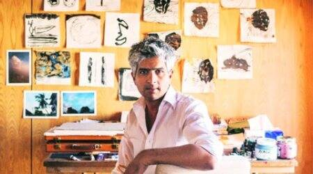 From poetry to filmmaking: Owais Husain, MF Husain's youngest straddles variousmediums
