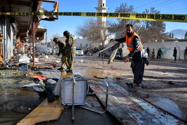 pakistan, quetta, balochistan, pakistan polio, pakistan polio center attacked, quetta blasts, balochistan blast, quetta explosion, quetta explosion today, quetta blast today, lastest news, pakistan news, world news