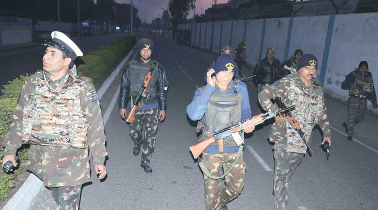 pathankot attack, pathankot air base attack, pathankot attack probe, manohar parrikar, rajnath singh, pathankot attack news, punjab news, india news, latest news
