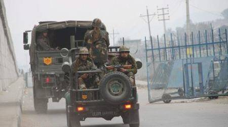 uri terror attack, kashmir attack, indian army attack, uri baramulla, uri attack, kashmir unrest, kashmir terror, india news, latest news, indian express news