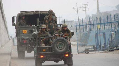 Girl dies in Shopian after Army vehicle hits her, protests erupt