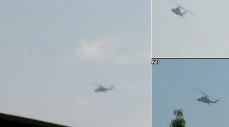 Pathankot, Pathankot helicopters, IAF Pathankot, pathankot punjab, pathankot air base, pathankot air force base attack, punjab attack, pathankot attack, pathankot terror attack, punjab air force attack, punjab sp car missing, india news, breaking news, latest news