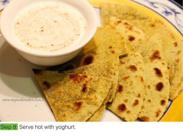The humble Indian Bread: How to make Plain Paranthas