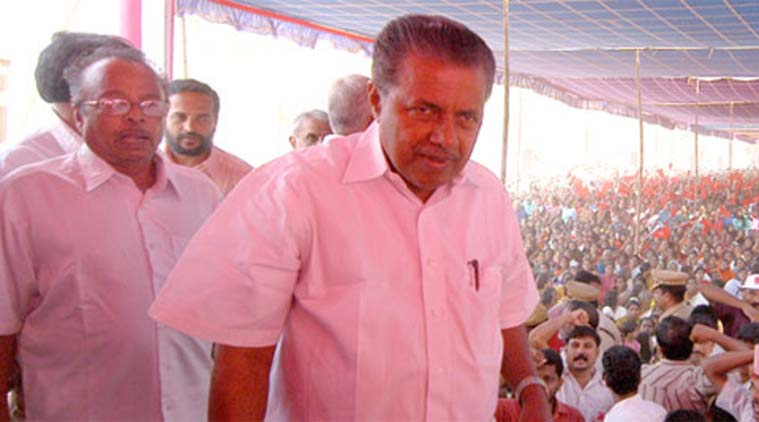 Charge against Vijayan and other accused was that they had entered into a deal with the Canadian firm. [Courtesy: CPI (M) Kerala Website]