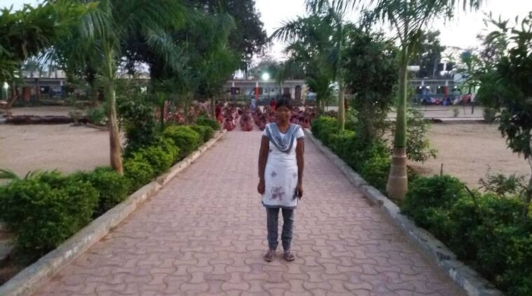 "Prema Kujur often ""struggles"" to answer questions students raise about the Naxals"