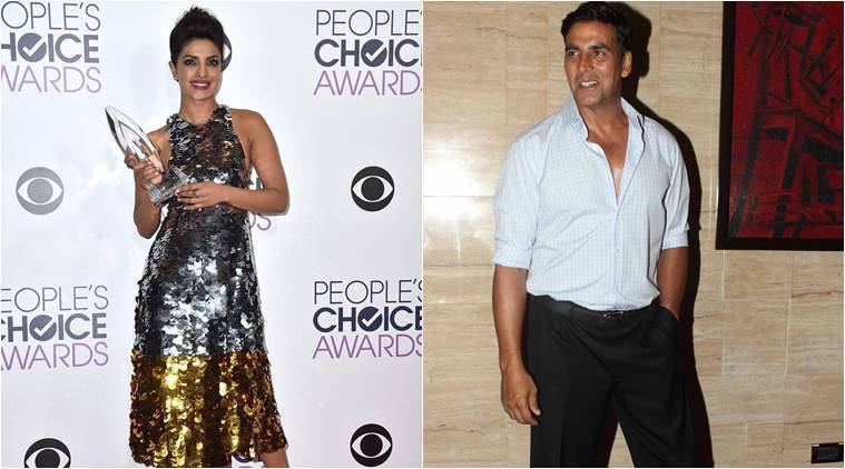 priyanka chopra, akshay kumar, people's choice awards, priyanka, priyanka chopra quantico, priyanka chopra award, piryanka people's choice award, priyanka award quantico, entertainment news, priyanka chopra news, priyanka chopra latest news