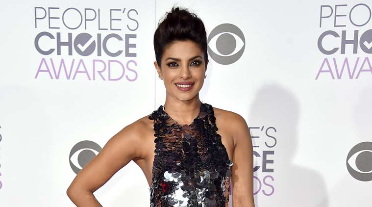 Priyanka Chopra, People's Choice Awards, Priyanka Chopra People Choice Awards, Peoples Choice Award, Priynaka Chopra Quantico