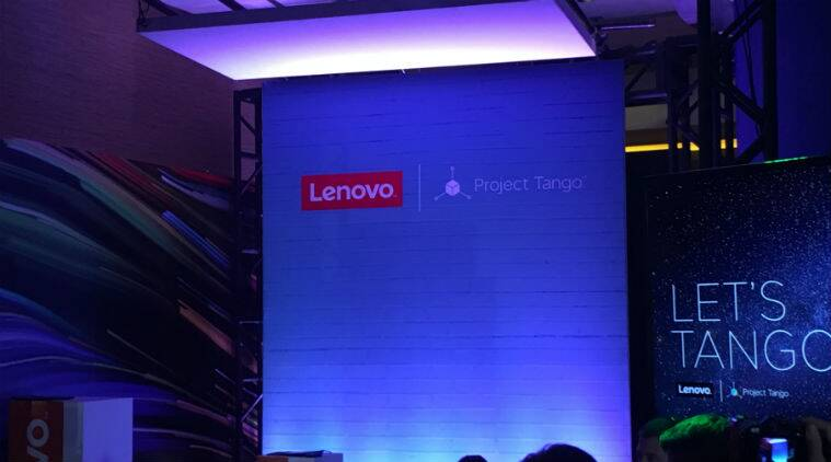 Lenovo CES 2016, Lenovo Project Tango, Google Lenovo Project Tango, Lenovo Project Tango phone, Google Project Tango phone by Lenovo, Lenovo Project Tango phone features, Lenovo Project Tango phone size, Project Tango, Project Tango apps, CES, #CES206, #CES2016, technology news, technology, technology 2016