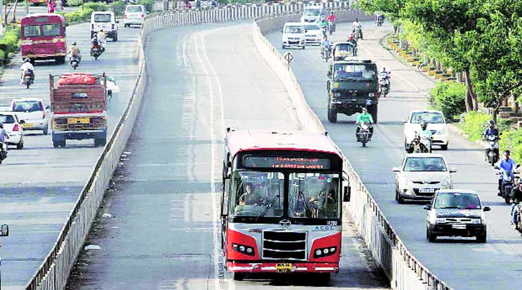 bus drivers, training of bus driver, gujarat bus driver, ahmedabad news