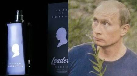 Do you want to smell like Russian President Vladimir Putin? Now, you can