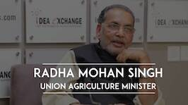 Radha Mohan Singh On Reducing MSP, Price of Pulses & RSS's Relationship With The BJP