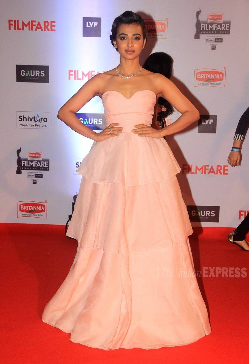 Filmfare Awards red carpet fashion: What the stars wore
