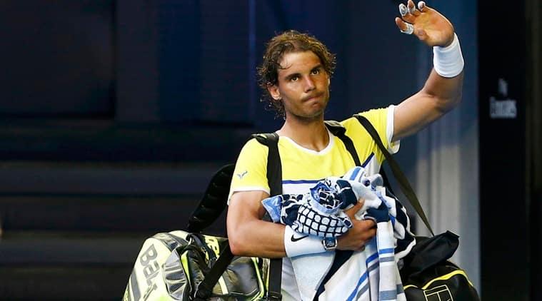 Rafa Nadal Australian Open, Australian Open, Australian Open 2016, Rafa Nadal, Rafa Nadal news, Rafa Nadal setback, Tennis News, Tennis updates, Tennis