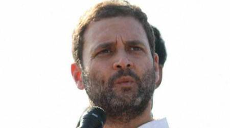 Rahul Gandhi speaking in Hafiz Sayeed's language: BJP on JNU row