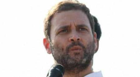 Rahul Gandhi speaking in Hafiz Sayeed's language: BJP on JNUrow