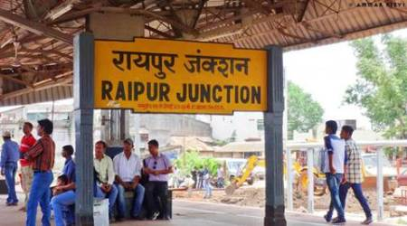 Raipur: New capital high on the 'dirty list'