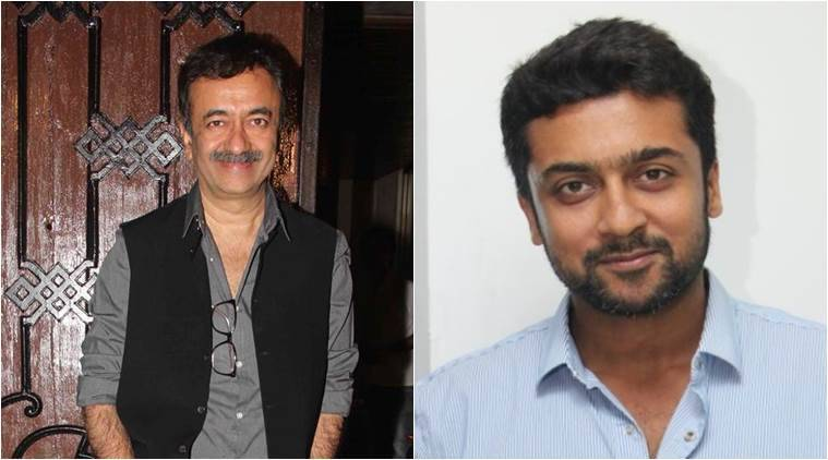 Rajkumar Hirani, Suriya, Saala Khadoos, Saala Khadoos cast, Suriya films, Suriya works, Rajkumar Hirani films, Rajkumar Hirani upcoming films, entertainment news