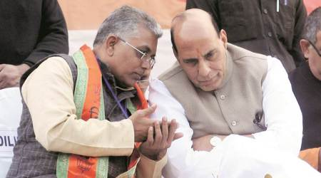 West Bengal elections: BJP will play a major role in forming next govt, says DilipGhosh