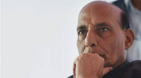 Attack on RSS worker: Rajnath, Kerala Home Minister discussissue