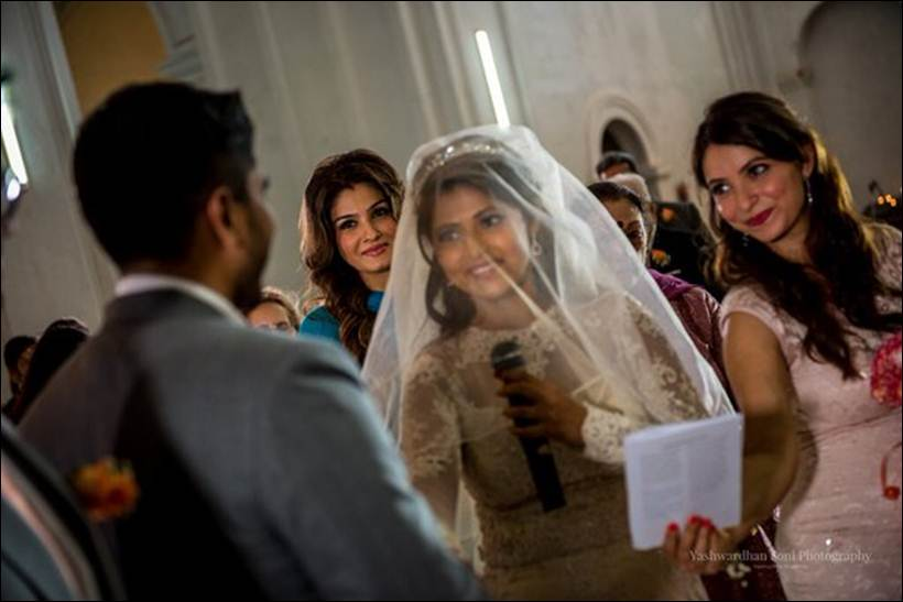 Raveena Tandon shares new pictures from her daughter's wedding