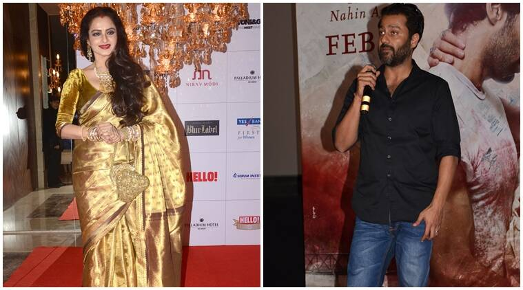 rekha, Abhishek Kapoor, Abhishek Kapoor movies, Abhishek Kapoor upcoming movis, fitoor, rekha movies, rekha fitoor, entertainment news