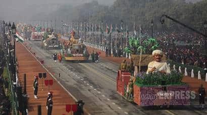 Republic Day, Republic Day Parade, Republic Day Full Dress rehearsal, Republic Day pics, Republic Day Parade Pics, Republic Day Full Dress rehearsal Pics, New Delhi, Rajpath
