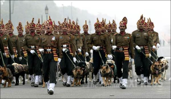 Republic Day, Republic Day Parade, Republic Day rehearsal, Republic Day Arrangements