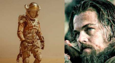 Golden Globes 2016: 'The Revenant' and 'The Martian' are bigwinners