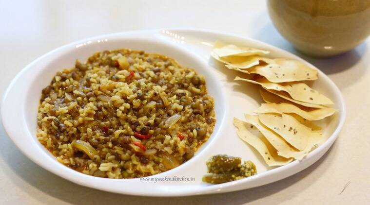 Brown Rice Khichdi. (Photo: Ashima Goyal Siraj).