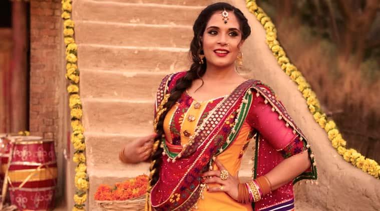 Richa Chadha, sarbjit,m Richa Chadha first look, Richa Chadha sarbjit, Richa Chadha look in sarbjit