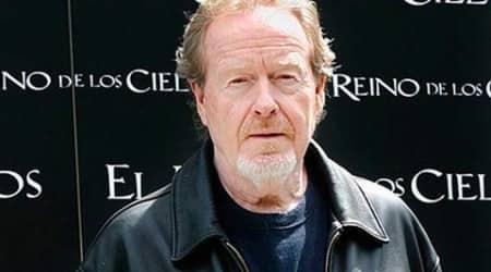 Ridley Scott in talks to direct 'The Prisoner'film
