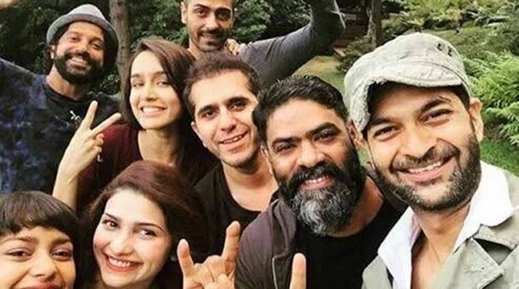 rock on 2, farhan akhtar, farhan akhtar movies, farhan akhtar rock on 2, rock on 2 release, farhan akhtar upcoming movies, farhan akhtar news, shraddha kapoor, prachi desai, entertainment news