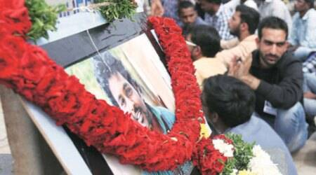 The 11 lines Rohith Vemula struck off suicide note