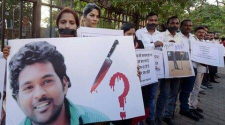Crocodile tears for Rohith