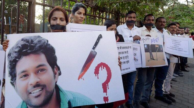 Rohith Vemula, Rohit vemula suicide, Hyderabad University, hyderabad suicide, hyderabad university suicide, hyderabad university vc, Appa Rao, Dalit student death, hyderabad news, india news