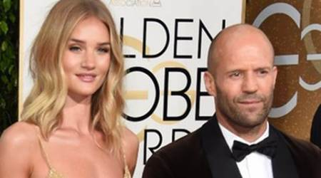 Rosie Huntington-Whiteley's engagement ring costs USD 350K?