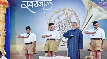 RSS, right wing, RSS threatened BJP government, madhya pradesh, BJP