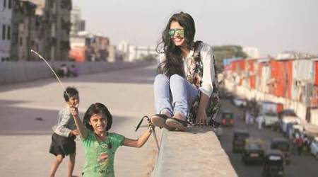 Years later, Slumdog child stars Rubina and Azhar still have a lifeline