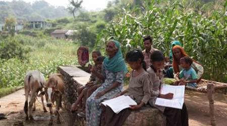 ministry of rural development, Socio Economic Caste Census, SECC, poverty ratio, Indira Awaas Yojana, National Rural Livelihoods Mission, rural employement programme, india news, latest news